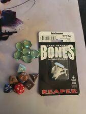 Random RPG Starter Set (RPG Figures, Dice and Counters)