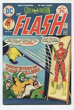 The Flash Vol.26 #231 (6.0) Convention Of Flash Villains 1975