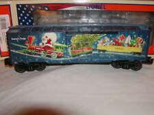 Lionel 1938310 Angela Trotta Thomas Santa Train Christmas Box Car O 027 New 2019