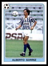 Panini Futbol 92-93 (España) Alberto Gorriz no. 87