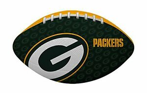 NFL Gridiron Junior-Size Youth Football (All Team Options) Green Bay Packers