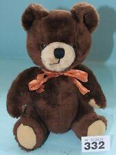 Vintage Pedigree teddy bear, 13 inches. W332