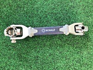 Kobalt Multi-Socket combo Wrench-Standard & Metric/Drain Plug socket wrench