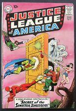 1960 Justice League of America No.2, National Comics Publications, Vintage