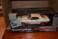 1/18 1970 Dodge Challenger, dirty version, by ERTL