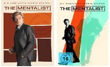 The Mentalist Staffel 4+5 DVD Set Neu und Originalverpackt