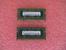 Samsung 2GB (2 x 1GB) DDR2-1333 PC2-6400s DIMM Ram M470T286EH3-CF7