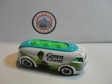 Loose Hot Wheels Green Giant Haulin Gas w/Real Rider Wheels