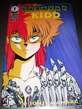 Caravan Kidd Vol.3 #2 (Dark Horse Comics Manga Manabe)