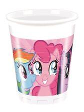 My Little Pony mlp Party Becher Kindergeburtstag Feste Deko Dekoration