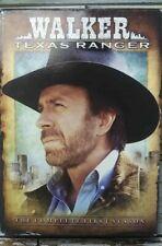 Walker Texas Ranger - The Complete 1st Season - 7 Disc Set - Very Good