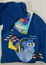 "Kids Knit Beanie & Gloves Set - ""Finding Dory"" - New with Tags"