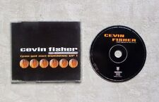 """CD AUDIO / CEVIN FISHER FEAT LOLEATTA HOLLOWAY """"(YOU GOT ME) BURNING UP!"""" CDM 5T"""