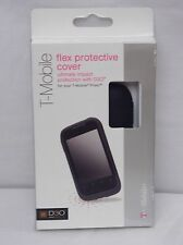NEW D30 flex Gel impact protective case T-Mobile Prism Huawei Summit Black
