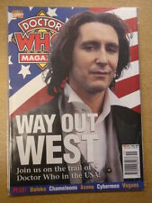 DOCTOR WHO #264 1998 MAY 6 BRITISH WEEKLY MONTHLY MAGAZINE DR WHO DALEK MCCANN