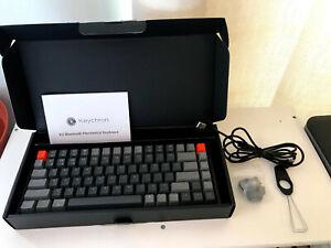 Keychron K2 RGB Backlit Aluminum Frame Wireless Keyboard BROWN SWITCH