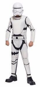 Star Wars Flame Trooper Costume Youth Boys Medium Child Disney Force Awakens New
