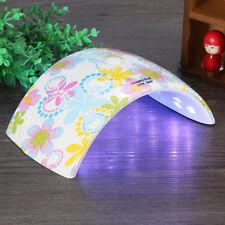36W 18leds UV Led Light Nail Dryer Gel Polish Curing Lamp Art Auto Sensor