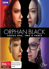 Orphan Black Series : Season 1-3 : NEW DVD
