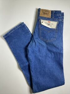Vintage Levis 509 Straight Leg Jeans 29x32 NWD Made in the USA