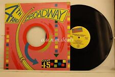 """Masters Of Ceremony -  The Master Move - 4th & Broadway Records   LP 12"""" (VG)"""