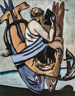 Max Beckmann Journey On The Fish Canvas Print 16 x 20  # 4131