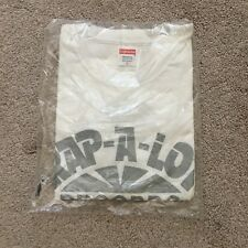 SUPREME Rap-A-Lot Records Tee Sz Large Unopened cdg box logo Geto Boys RARE NEW