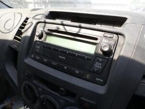 TOYOTA HILUX SINGLE CD MP3 CD PLAYER 03/05-08/15