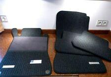 Original Fussmatten Rips Mercedes CLK Cabrio Coupe A209 W209 W209 anthrazit