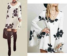 Vestito Autunno Mini Dress Tunic Woman Autumn Dress 110054