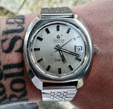 Watch Vintage Certina Automatic DS-2 (No Bracelet)