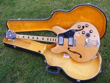 E - Gitarre Ibanez Halbresonanz 70-er Jahre,Modell 2354,sehr selten,Traumzustand