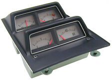 1968-69 Camaro Console Gauge Assembly with Low Fuel Warning