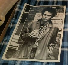 Sex Pistols Sid Vicious Poster 80S Vintage Iconic Image Large Size Awesome!