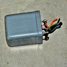 Vintage Dual Filter Choke Espey # 2.482 Utc # E-2685 Mipot 500 V Rms