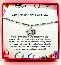 2021 Charm Pendant Necklace Gift for Graduate 2021 Graduation Gift for Her
