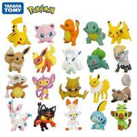 Takara Tomy Pokemon Pet Collection Anime Figures Dolls Model Children Gift Toys