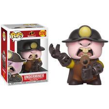 Pop Incredibles 2 370 Underminer Funko figura 92085