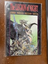 The Legion of Night by Marvel Comics (1991) Vf/Nm