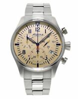 Alpina Men's Startimer Pilot Chronograph Quartz 42mm Watch AL-371BG4S6B
