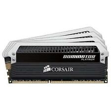 Corsair Cmd32gx3m4a1866c10 Dominator Platinum Series 32 GB (4 X 8 Gb) Ddr3 1866