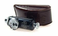 LEICA APDOO DELAYED TIMER POST WAR RARE LEATHER CASE NR