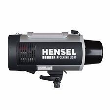 HENSEL | Expert D 500 | Kompaktblitzgerät | Studioblitz | Blitzkopf 500 Ws