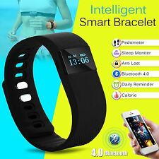 Bluetooth Smart Heart Rate M2 Watch Fitness Activity Tracker Bracelet Waterproof