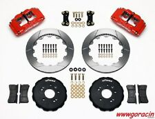 "Wilwood Superlite 4 Front Big Brake Kit Fits 1995-1998 Nissan 240SX, 13"" Rotors"