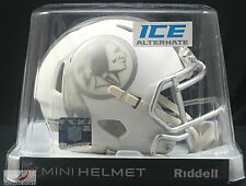 WASHINGTON REDSKINS (ICE ALTERNATE) Riddell Speed Mini Helmet