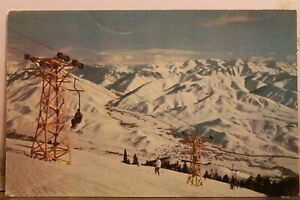Idaho ID Sun Valley Union Oil 76 Gas Postcard Old Vintage Card View Standard PC