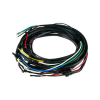 Kabelbaum für Simson S50, S51, S70 mit farbigen Schaltplan | Komplett Set