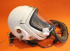 Flight Helmet High Altitude Astronaut Space Pilots Pressured TK-1A / XXL LARGEST
