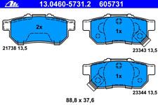 Bremsbelagsatz Scheibenbremse - ATE 13.0460-5731.2